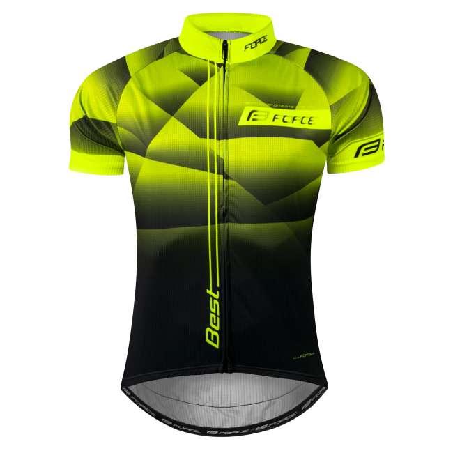 Force Κοντομάνικι Μπλούζα Best - Μπλούζες Ποδηλάτου