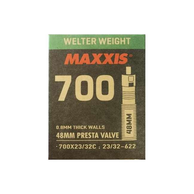 Maxxis Αεροθάλαμος FV 48mm Welter Weight - Σαμπρέλες/Αεροθάλαμοι Ποδηλάτου