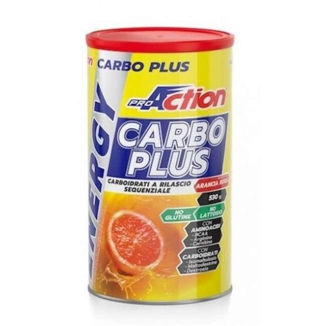 ProAction Διαλυόμενο Συμπλήρωμα Carbo Plus - Διατροφή