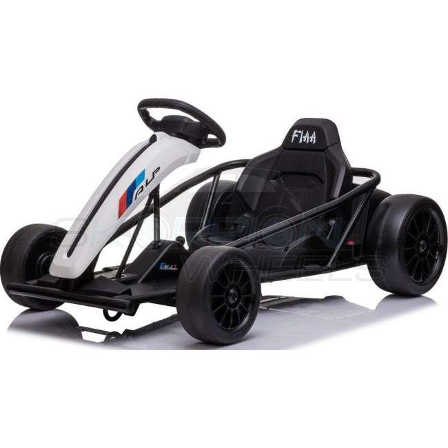 Ηλεκτρικό Drift Kart Skorpion Wheels