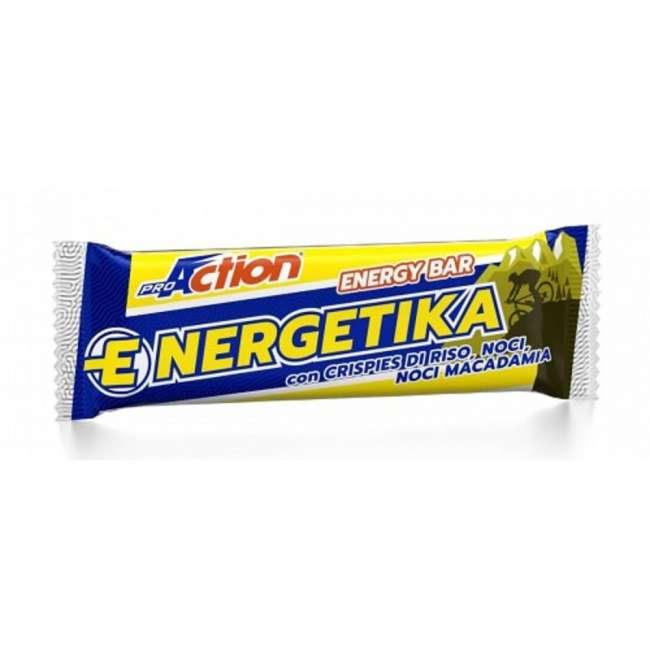 Ενεργειακή Μπάρα Proaction - Διατροφή - Ποδηλατικά Προϊόντα