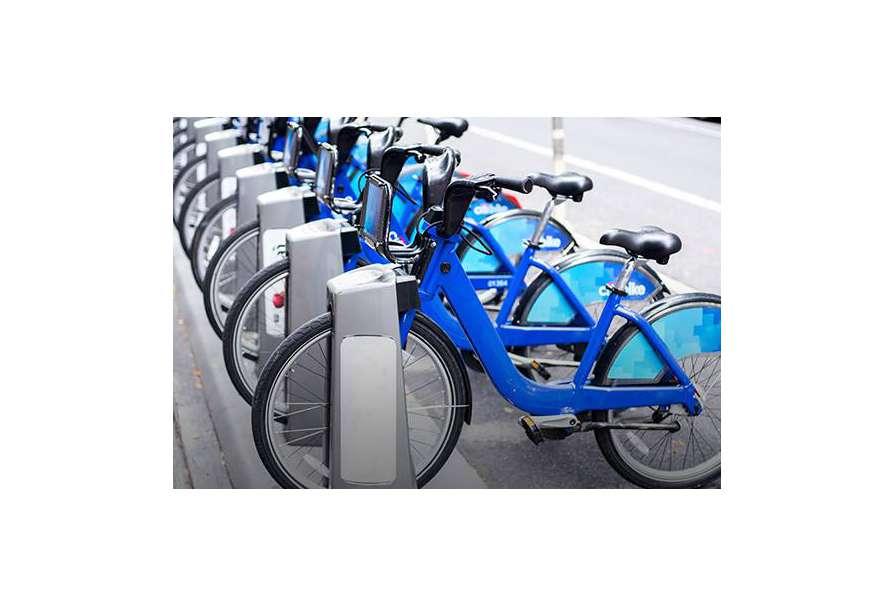 Μεταφορά ποδηλάτου με μέσα σταθερής τροχιάς. (Mετρό,Tραμ, Hλεκτρικός κλπ)